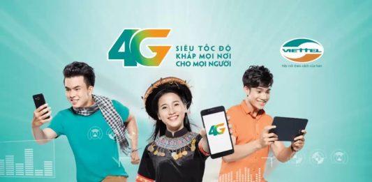 Gói data 4G giá rẻ