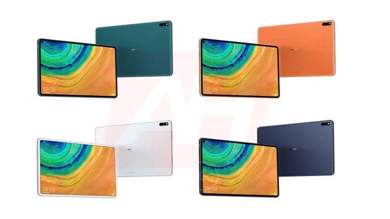 huawei-matepad-pro-2 Rò rỉ MatePad Pro, máy tỉnh bảng hàng đầu của Huawei sẽ ra mắt vào ngày 25 tháng 11