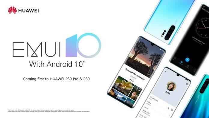 Huawei phát hành bản cập nhật EMUI 10