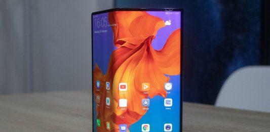 Huawei ra mắt điện thoại gập