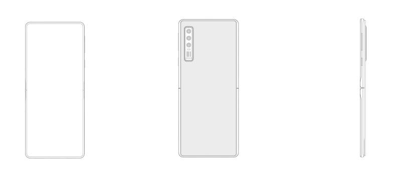 """huawei-ra-mat-dien-thoai-gap-3 Huawei dự định sẽ ra mắt chiếc điện thoại """"gập"""" giống Motorola Razr 2019"""
