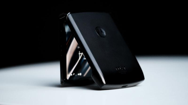 Motorola Razr ra mắt