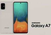 Rò rỉ Galaxy A71