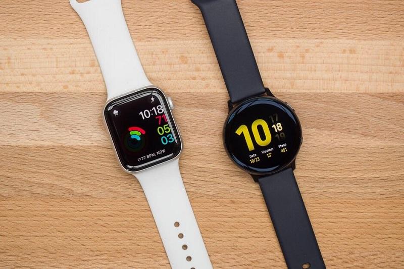 so-sanh-apple-watch-series-5-vs-samsung-galaxy-watch-active-2-2 Trên tay Apple Watch Series 5 vs Samsung Galaxy Watch Active 2