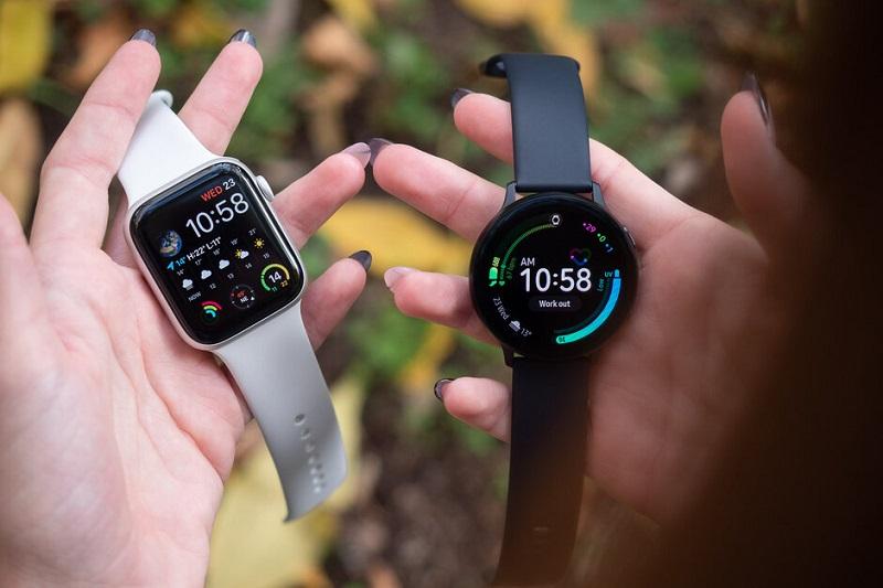 so-sanh-apple-watch-series-5-vs-samsung-galaxy-watch-active-2-9 Trên tay Apple Watch Series 5 vs Samsung Galaxy Watch Active 2