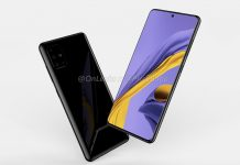 Thiết kế Galaxy A51