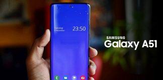 Thông tin Galaxy A51