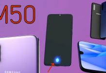 Thông tin Galaxy M50