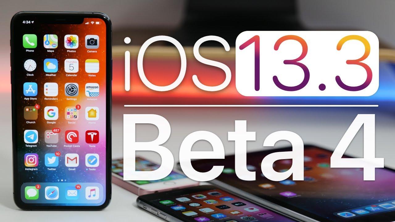 Apple tiếp tục phát hành iOS/iPad 13.3.4 để sửa lỗi và cải thiện hiệu năng cho thiết bị
