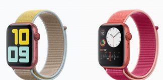 apple watch series 5 màu đỏ
