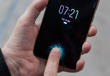 công nghệ vân tay dưới màn hình