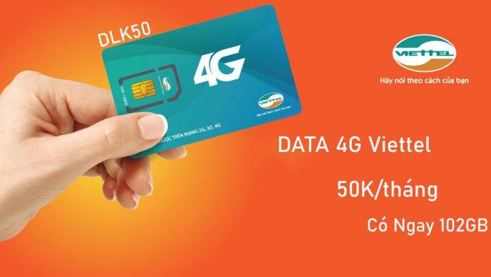 Data 4G Viettel