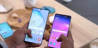 Galaxy S10 Lite Note 10 Lite