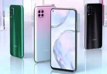 Huawei Nova 6 Series ra mắt