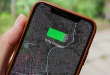 iPhone sạc pin 80% tự ngắt