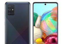 Ra mắt Galaxy A71