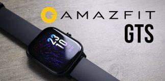 Trên tay Amazfit GTS