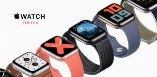 Apple Watch Series 5 có mấy phiên bản