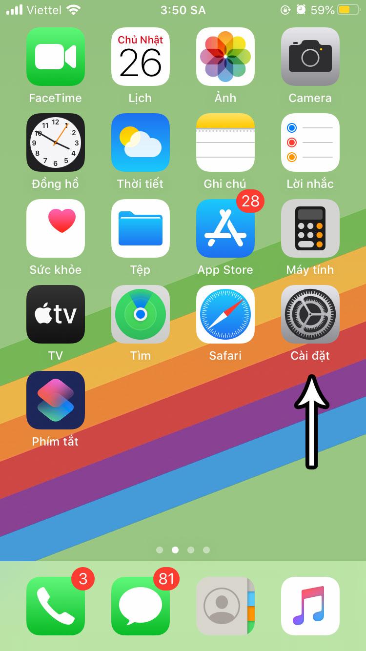 Cách tắt đồng bộ cuộc gọi trên iPhone với iPhone, iPad và MacBook