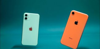 iphone mới và iphone cũ