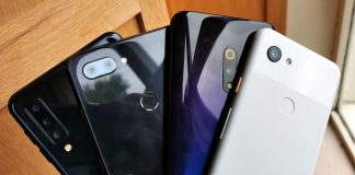 Smartphone tầm trung giá rẻ