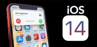 Thông tin iOS 14
