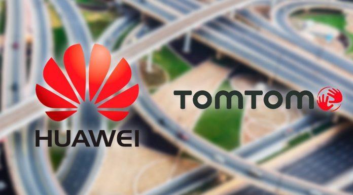 Ứng dụng bản đồ mới của Huawei