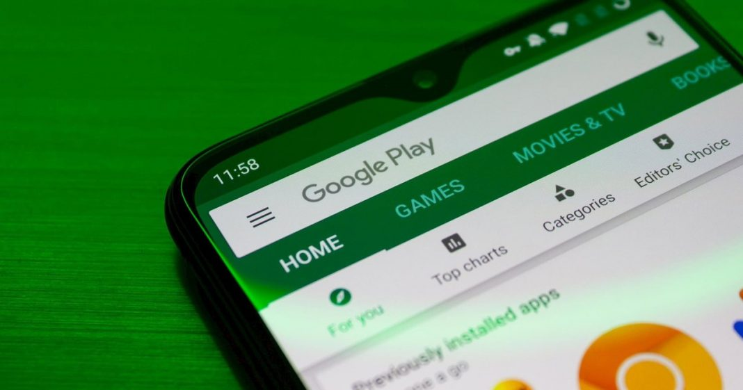 xóa ứng dụng trên Google Play