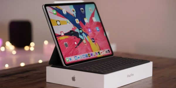 iPad Pro 2020 ra mắt
