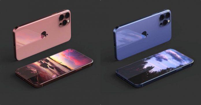 rò rỉ iPhone 12
