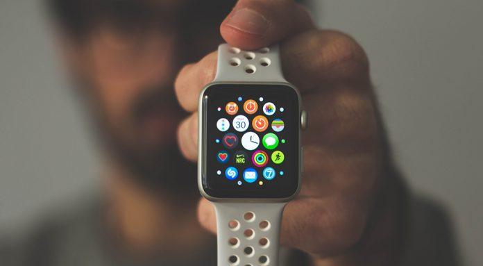 thông tin Apple Watch