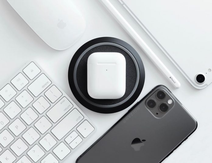 vệ sinh AirPods