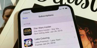 Cách huỷ gia hạn ứng dụng trên App Store