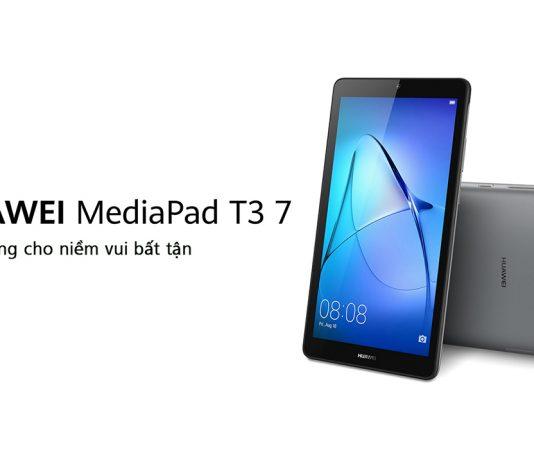 đánh giá huawei mediapad T3 7.0
