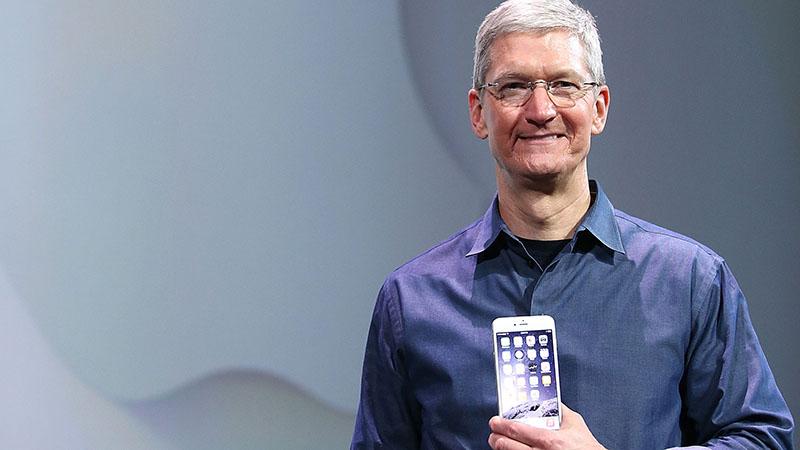 doanh thu apple trong năm 2020