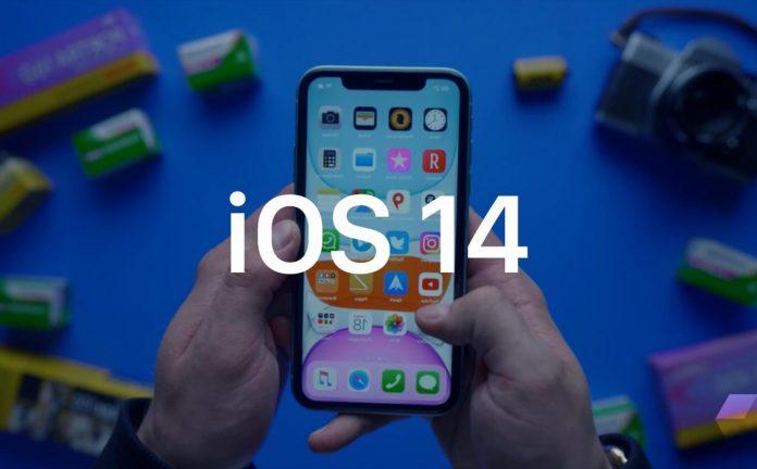 Đa nhiệm iOS 14