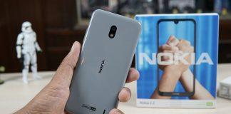 Nokia 2.2 Android 10