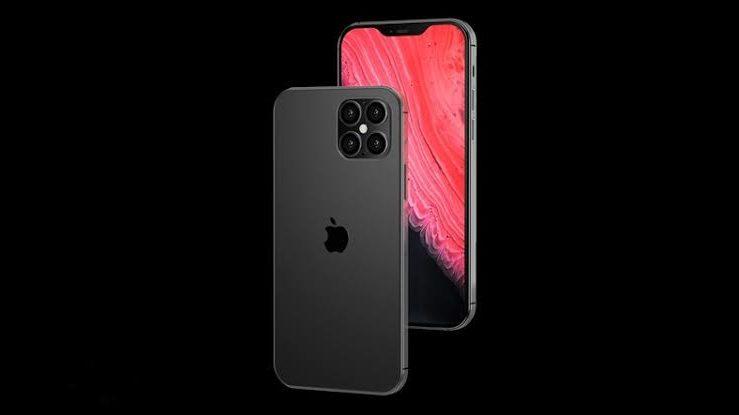 Rò rỉ iPhone 12 Pro