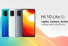 Xiaomi Mi 10 Lite ra mắt