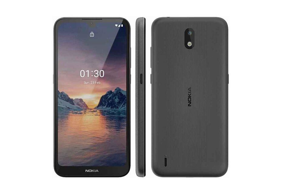 Camera Go trên Nokia 1.3
