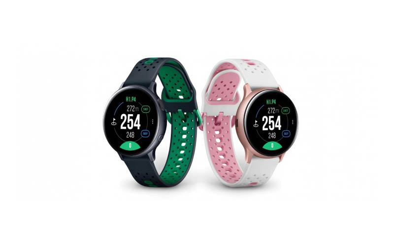 Galaxy Watch Active 2 ra mắt