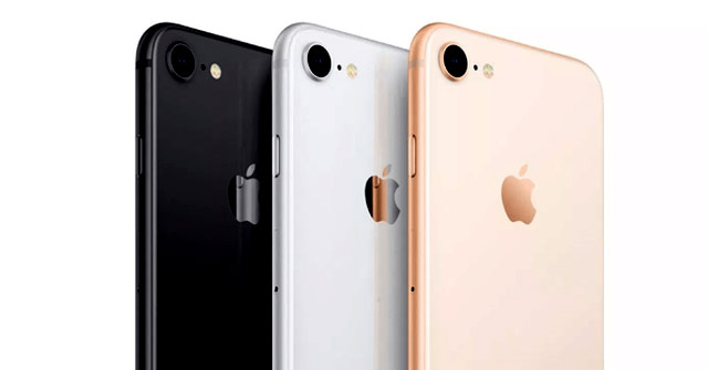 iPhone 9 ra mắt