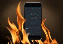 pin hao nhanh trên iphone