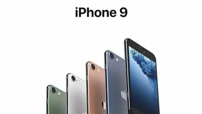 thông tin apple iphone 9