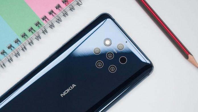 ra mắt Nokia 9.3 PureView