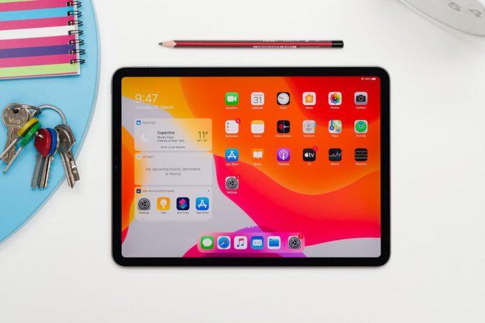ra mắt iPad Pro mini-LED