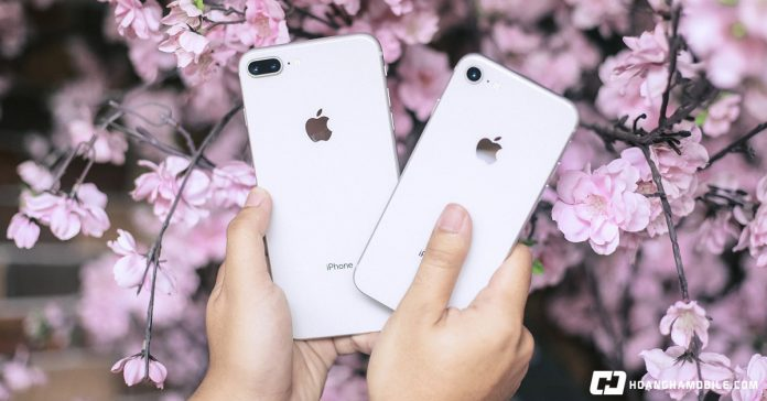 Apple ngừng bán iPhone 8