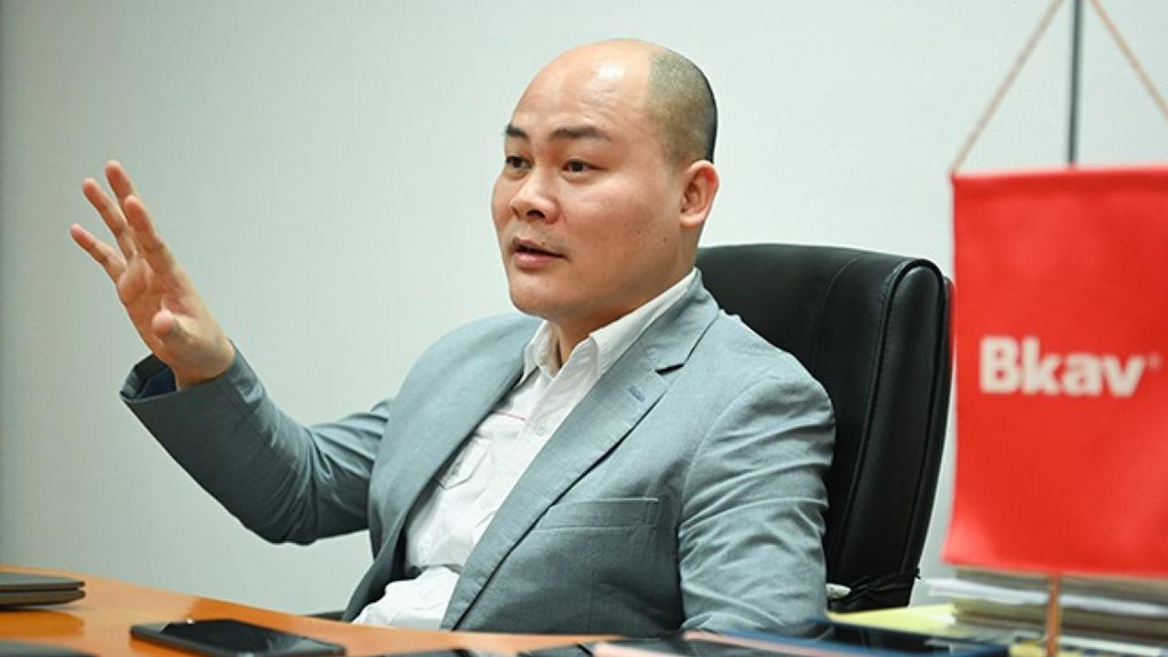 CEO Bkav