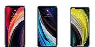 Mời bạn tải về hình nền iPhone SE 2020
