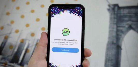 Messenger Kids ra mắt